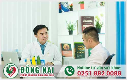 Bác sĩ nam khoa giỏi tại thành phố Biên Hòa