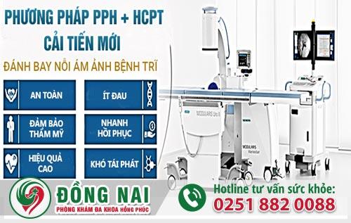 Ưu điểm của phương pháp HCPT và PPH