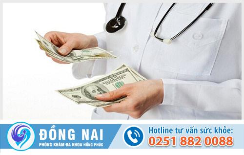 Chi phí điều trị trĩ nội độ 1, 2, 3, 4 là bao nhiêu?