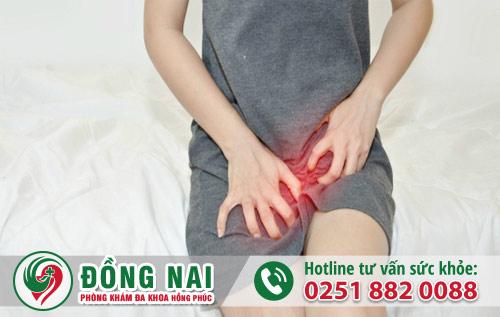 Dấu hiệu nhận biết viêm lộ tuyến cổ tử cung