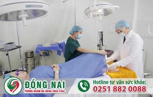 Điều trị viêm lộ tuyến cổ tử cung bằng cách đốt laser có tốt không?