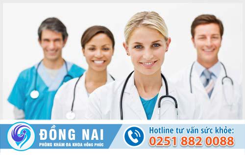 Phòng khám chuyên khoa trĩ tốt uy tín tại Biên Hòa – Đồng Nai