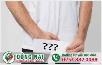 Các triệu chứng thường gặp về bệnh tiết niệu ở nam giới