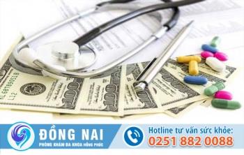 Chi phí điều trị đi tiểu nhiều lần như thế nào?